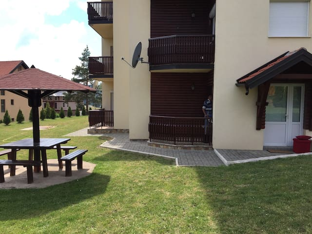 Apartment with Outdoor - 4 Guests - Zlatibor