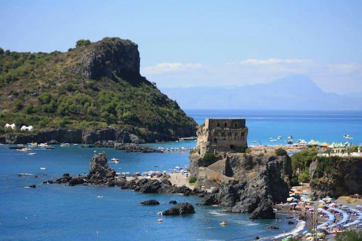 Casa per vacanze a Tortora marina - Tortora Marina - Apartamento
