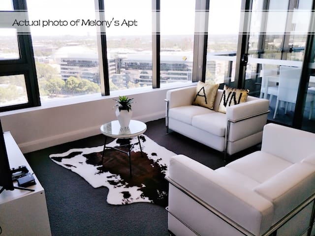 May special from$199 Apartment in Syd Olympic Park - Sydney Olympic Park - Apartment