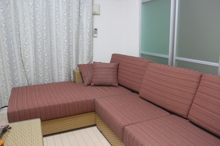3mins to Umeda/ 3 mins from station - Yodogawa-ku Osaka City - Wohnung
