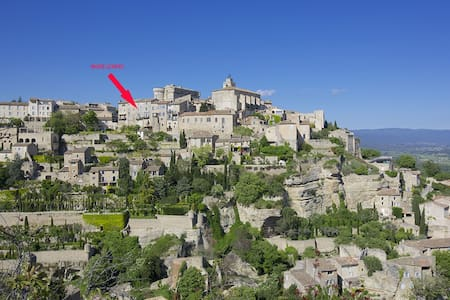 INSIDE GORDES - Provence Luberon - Gordes