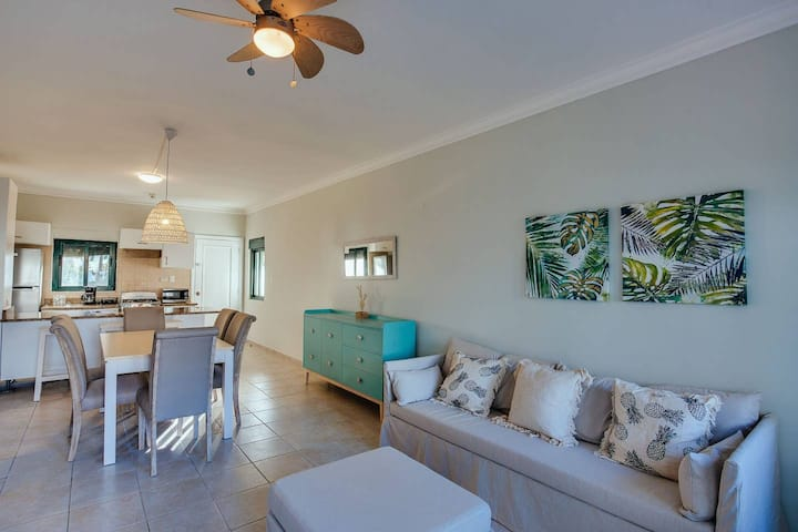 Beach front residential 2 BR Apartment SM G101