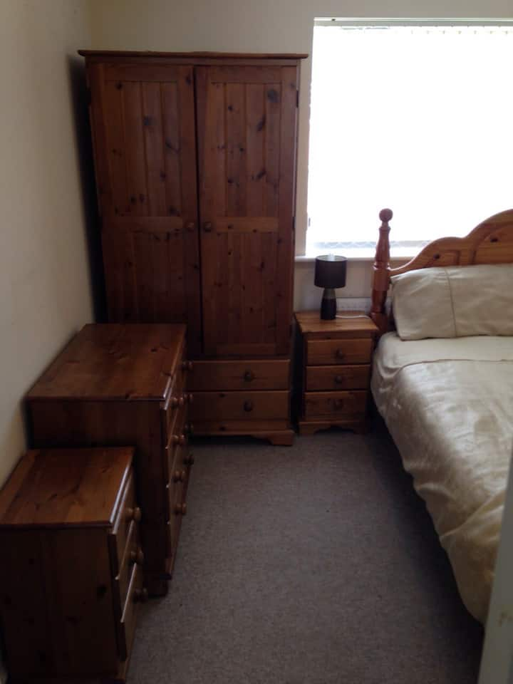 Comfy Double Bed In Willenhall