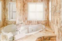 En suite bathroom - Bedroom 1