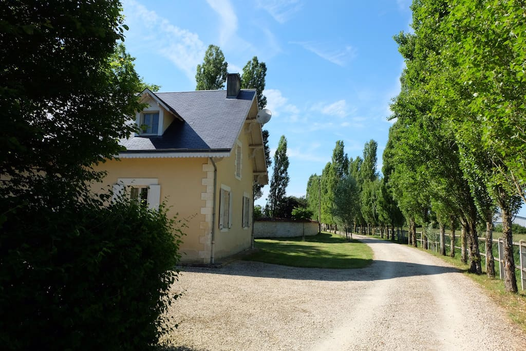Charme rust natuur gezondheid maisons louer for 8 maison parc court