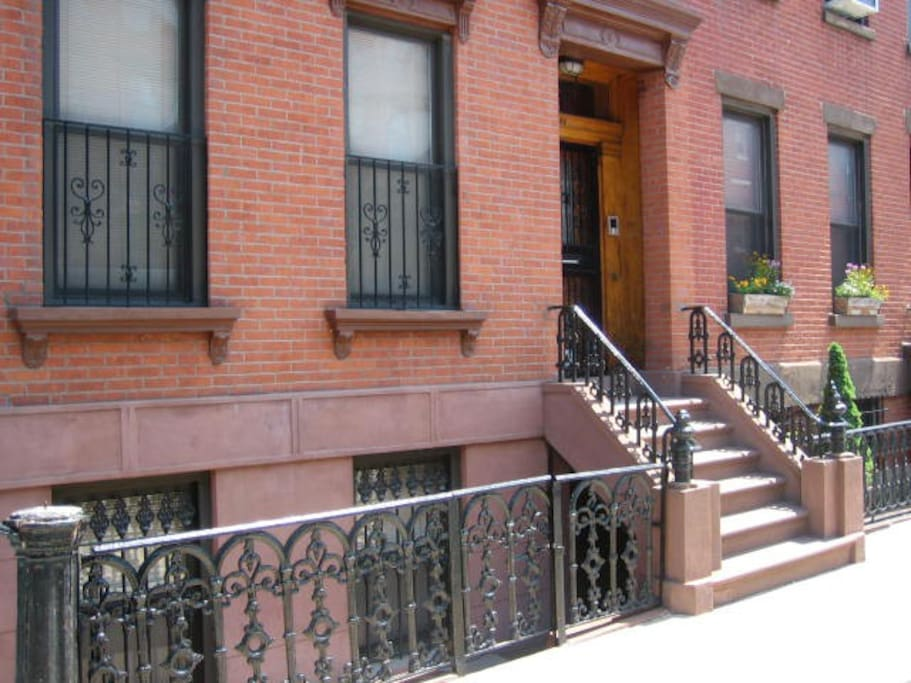 Quiet Landmark Street Brownstone