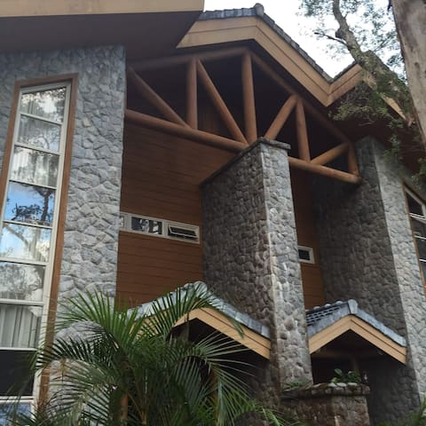 The perfect place in the heart of Baguio City