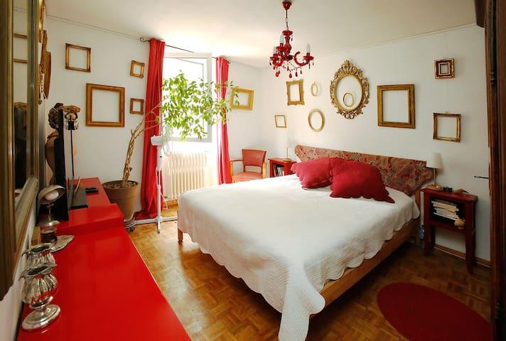 Chambre d'amis chez Jane & ses fils - Avignon - Bed & Breakfast