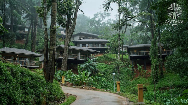 Ayatana, Coorg - A Luxury Resort