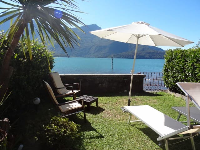 Lake of Como Paradise - Domaso - Departamento