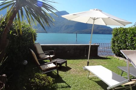 Lake of Como Paradise - Domaso - Flat