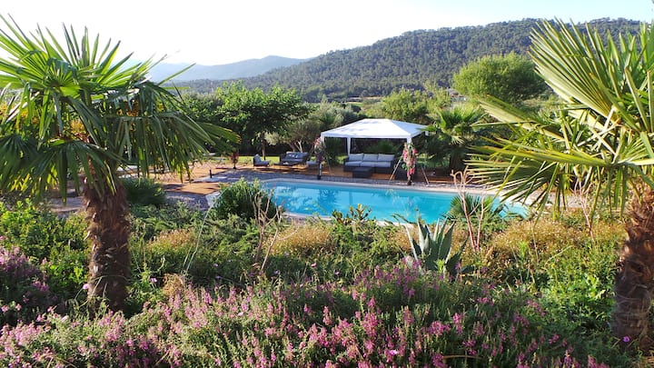 villa- piscine & appart chic