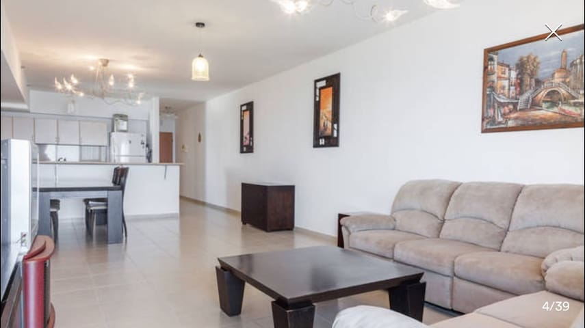 Appartement Netanya 4/5P 140 m² - Netanya - Condomínio
