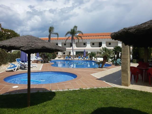 Dorada 2 Apartamento playa-piscina - Tarragona - Flat