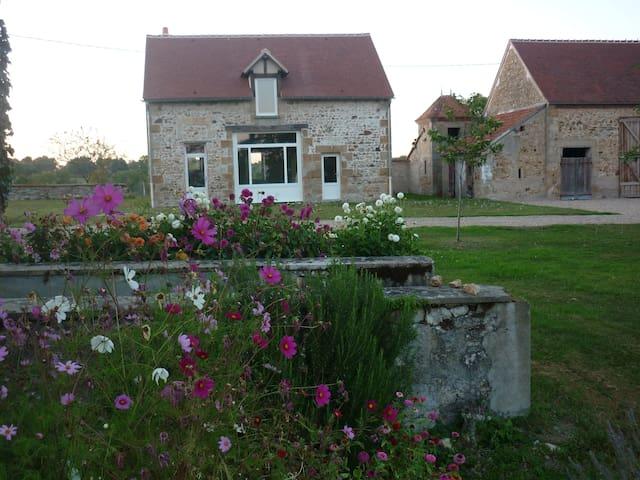 Gite :  Souvigny Moulins Auvergne