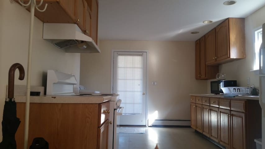 Entire apartment. South Brunswick.