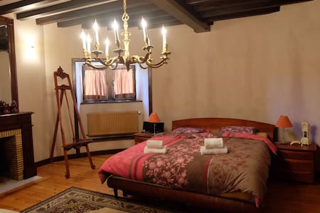 Kamer 4 - Rivarennes
