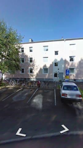 Trerumslägenhet på Västerslätt - Umeå - Leilighet