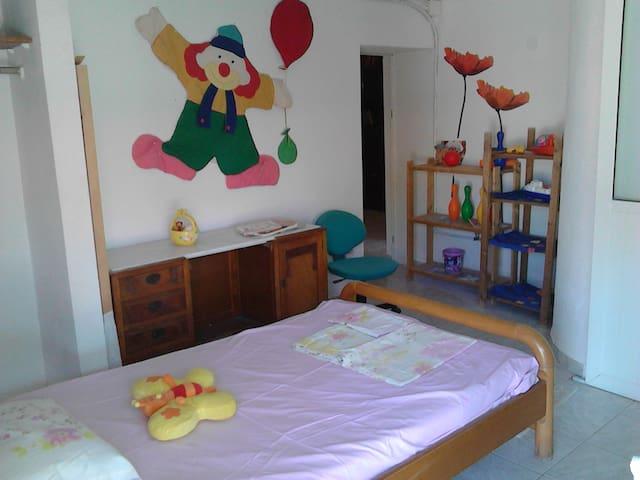 Third Single bedroom or children's bedroom