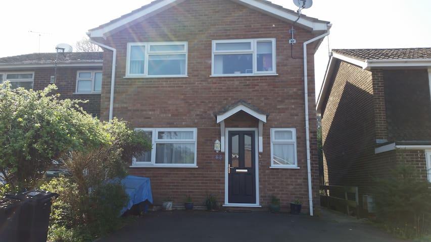 4 Bedroom House, Alderholt, Fordingbridge