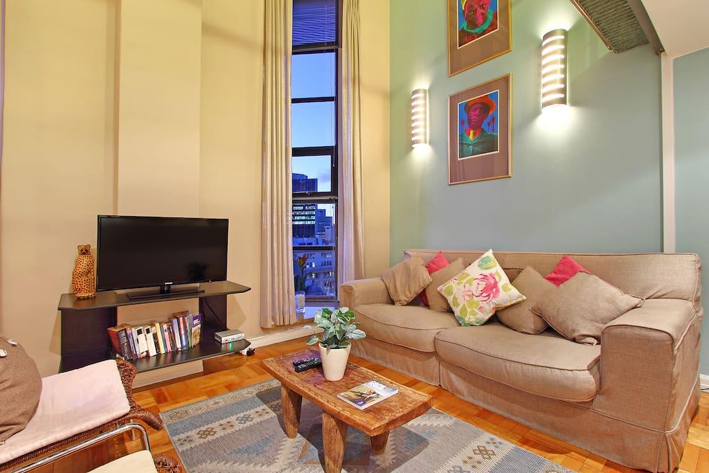 Antares Lounge View 2