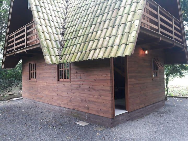 Pousada 02 - Camping Poço do Caixão