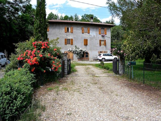 Podere Boboli - Castel San Niccolò - Casa