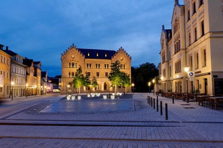 Schönster Platz Coburgs! Ideal für Samba-Festival!