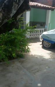 Residência em Ponta de Areia