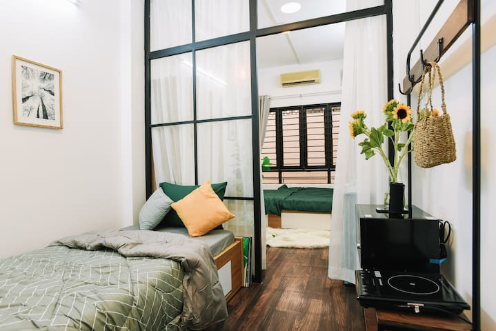 Piglet homestay No.5- Family room for 3 guests