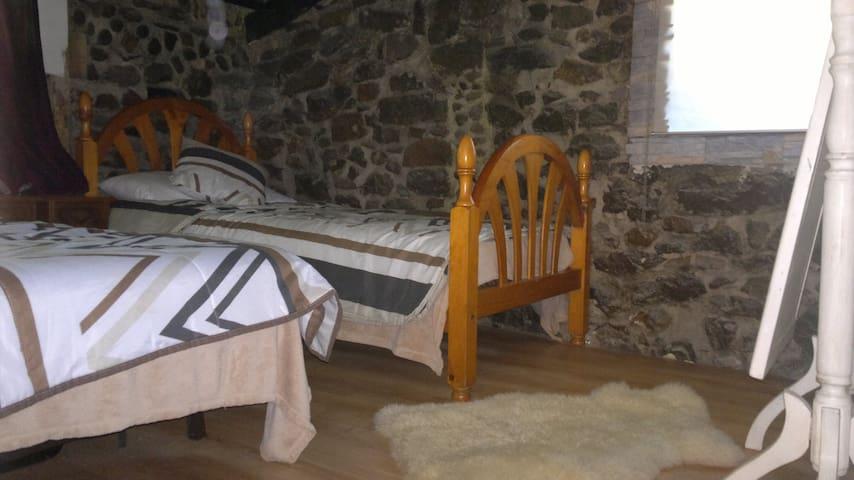 Casa Mario Santa Barbara Asturias - San Martín del Rey Aurelio - Ház