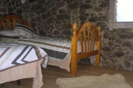 Casa Mario Santa Barbara Asturias - San Martín del Rey Aurelio - 一軒家