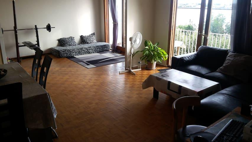 Chambre dans grand appartement avec tout confort - Floirac