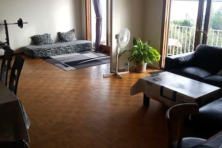 Chambre dans grand appartement avec tout confort - Floirac - Kondominium