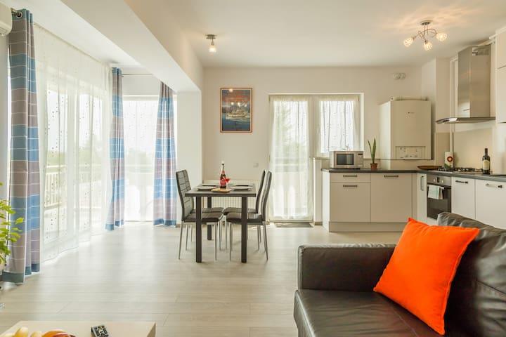 Sebi's Apartment