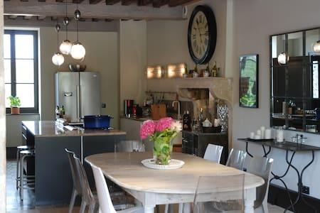 La Maison de Meloisey - Piscine Beaune - Bourgogne - Meloisey