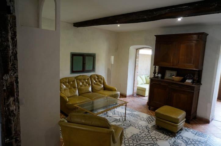 Gîte de charme àMontolieu (15 KM de Carcassonne) - Montolieu - Hus
