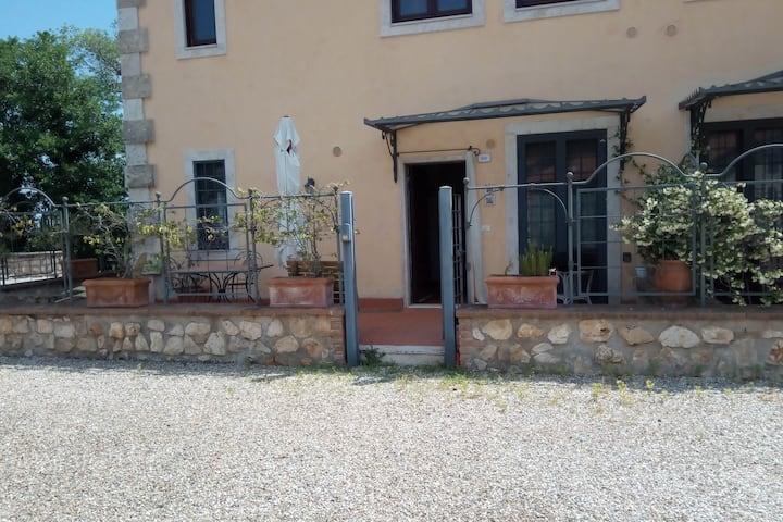 the house of Stefania