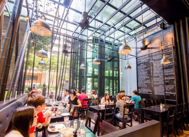 Cafe time - Antipodean KL