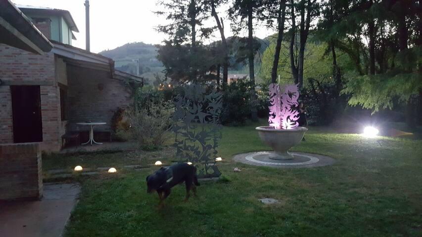 Villa Signorile nel cuore della Romagna