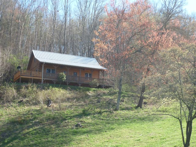 New Cabin in Great Smoky Mountains - Whittier - Cabaña