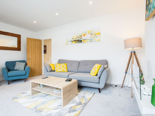 Modern 1BDR Apartment in central Hove