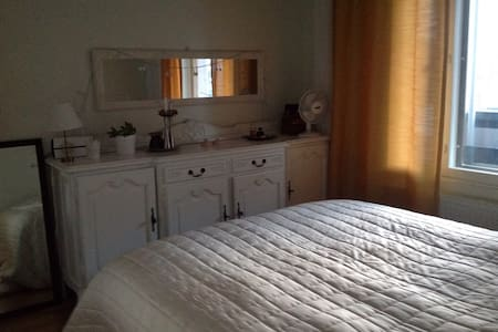 1 bedroom with double bed - Lahti - Apartment