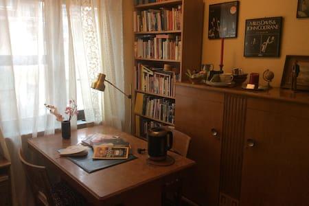 Cozy studio with a vintage touch! - Stockholm - Lakás