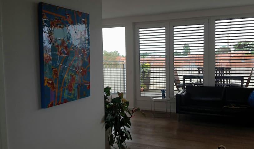 Adlershof - Modernes Gästezimmer mit eigenem Bad