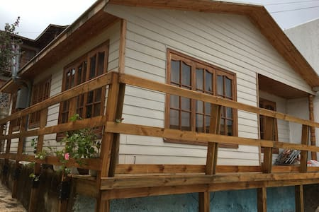 Acogedora casa de playa - Pichilemu - Casa