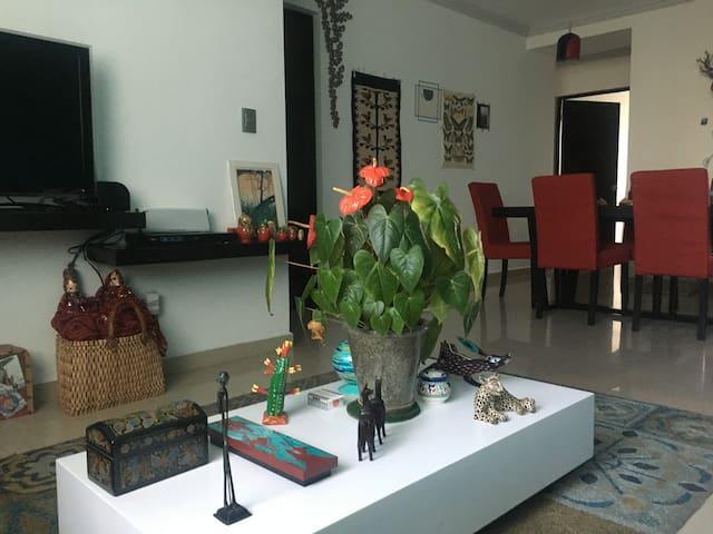 Nice Room Mexico City / Roma - Ciudad de México - Apartament