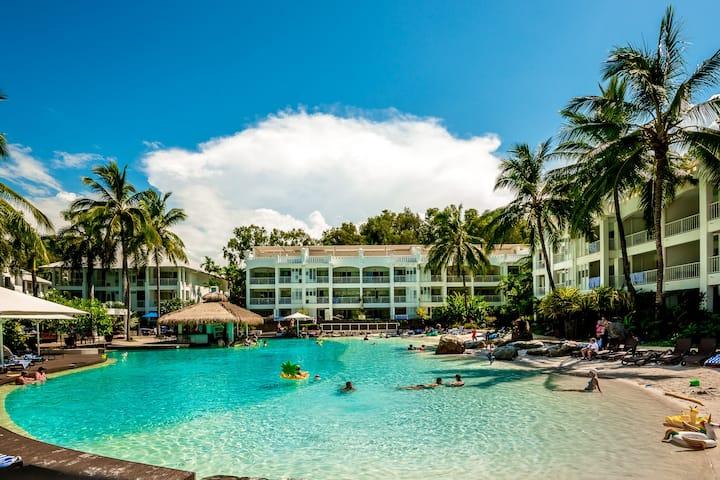 Poolside Resort Two Bedroom Suite @ The Beach Club