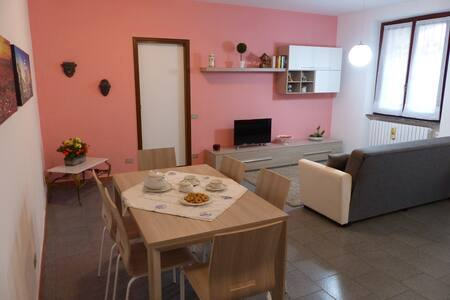 Large and confortable flat with garage - Albiate - Apartament