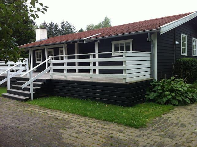 Summer cottage with annex
